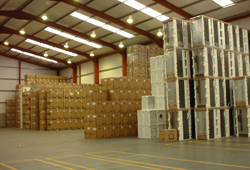 Packing & Warehousing